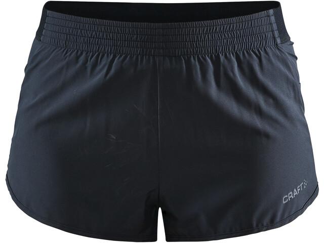 Craft Vent Shorts Carrera Mujer, negro